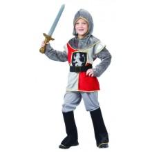 Dětský karnevalový kostým RYTÍŘ ŘÁDU LVA 110-120 cm ( 4 - 6 let )